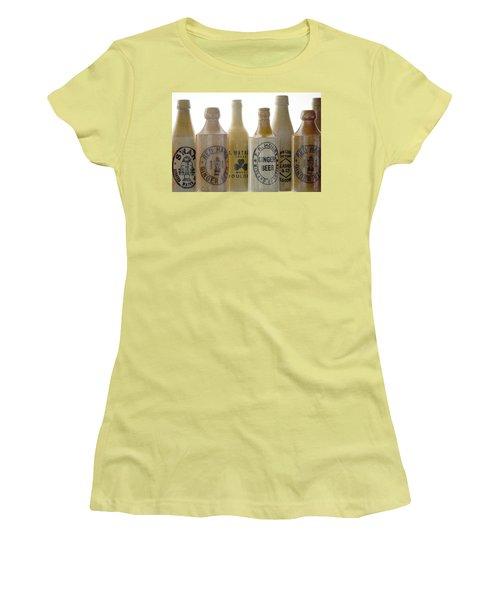 Memories In A Bottle Women's T-Shirt (Junior Cut) by Holly Kempe