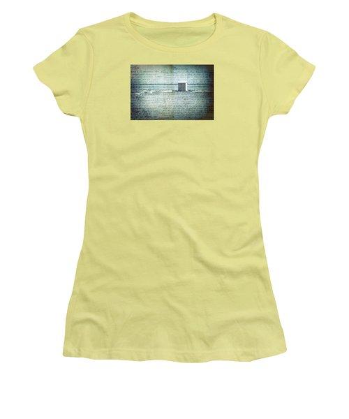 Memories... Women's T-Shirt (Junior Cut) by Vittorio Chiampan