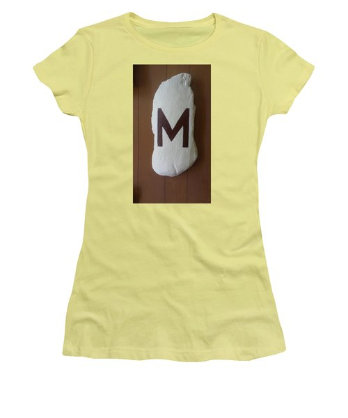 Menominee Maroons Women's T-Shirt (Athletic Fit)