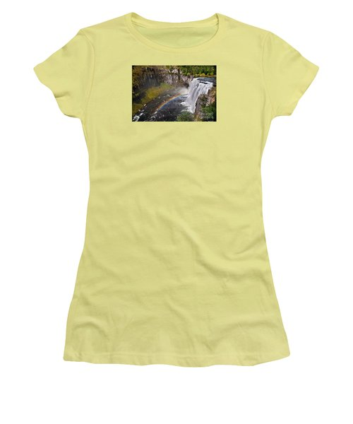 Mesa Falls Women's T-Shirt (Athletic Fit)