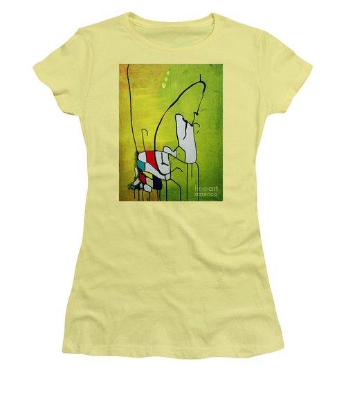 Mi Caballo Women's T-Shirt (Athletic Fit)