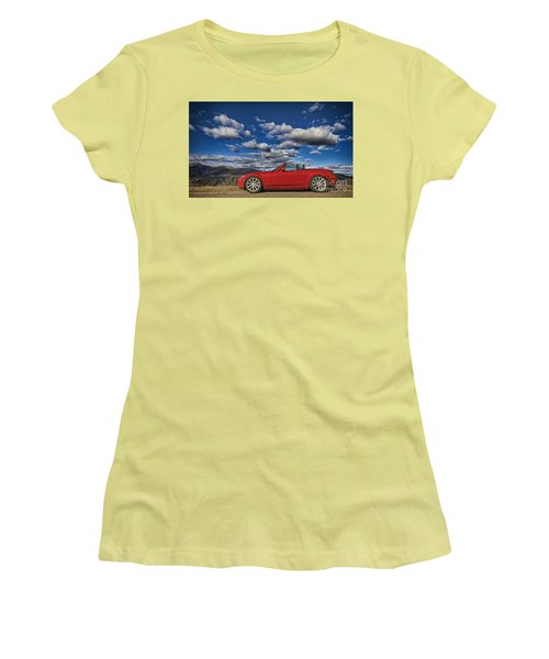 Miata Women's T-Shirt (Athletic Fit)