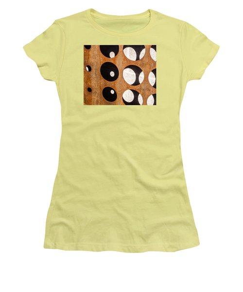 Mind - Contemplation Women's T-Shirt (Athletic Fit)
