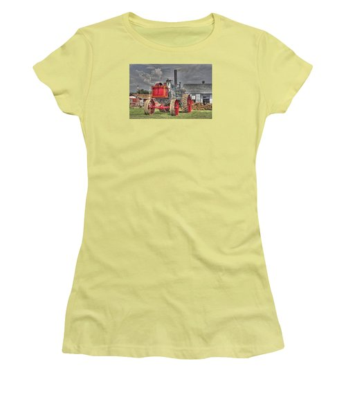 Minneapolis Return Flue  Women's T-Shirt (Athletic Fit)