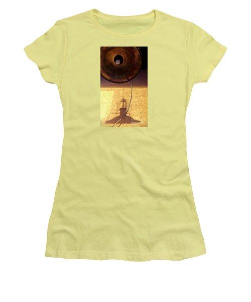 Misperception Women's T-Shirt (Junior Cut) by James Aiken