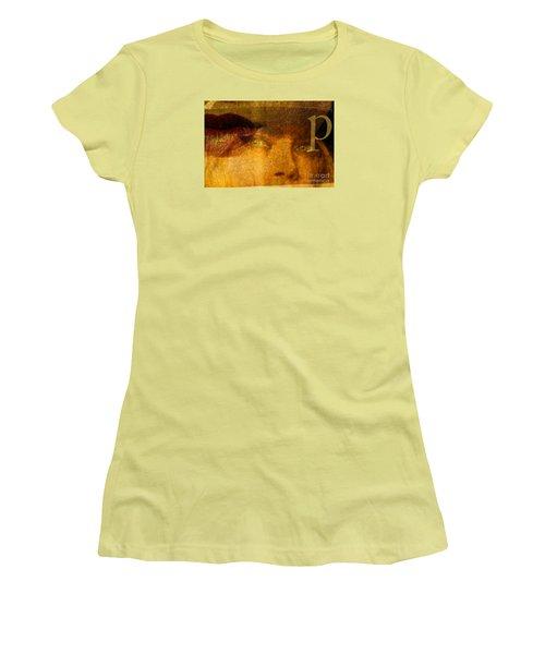 Miss P Women's T-Shirt (Athletic Fit)