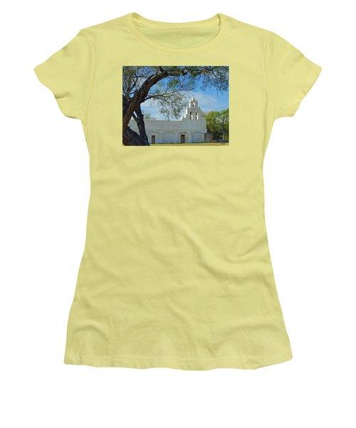 Mission San Juan Women's T-Shirt (Athletic Fit)