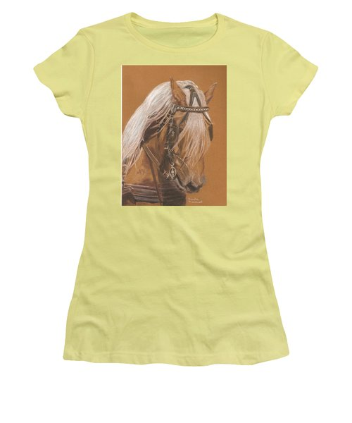 More From Fer A Cheval Women's T-Shirt (Athletic Fit)