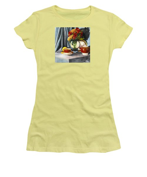 The Legacy Women's T-Shirt (Junior Cut) by Marlene Book