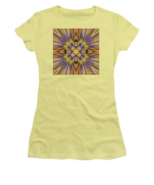 Native American Spirit Women's T-Shirt (Junior Cut) by Deborah Benoit
