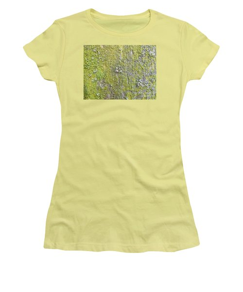 Natural Abstract 1 Women's T-Shirt (Athletic Fit)