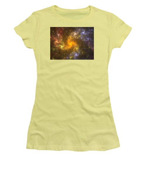 Nebula Women's T-Shirt (Athletic Fit)