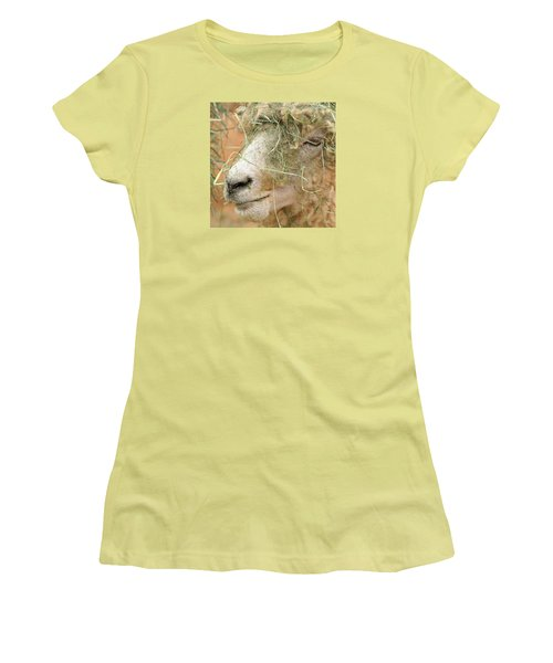 New Hair Style Women's T-Shirt (Junior Cut) by Art Block Collections