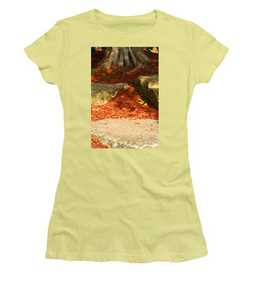 Nome Land Women's T-Shirt (Junior Cut) by Jamie Lynn