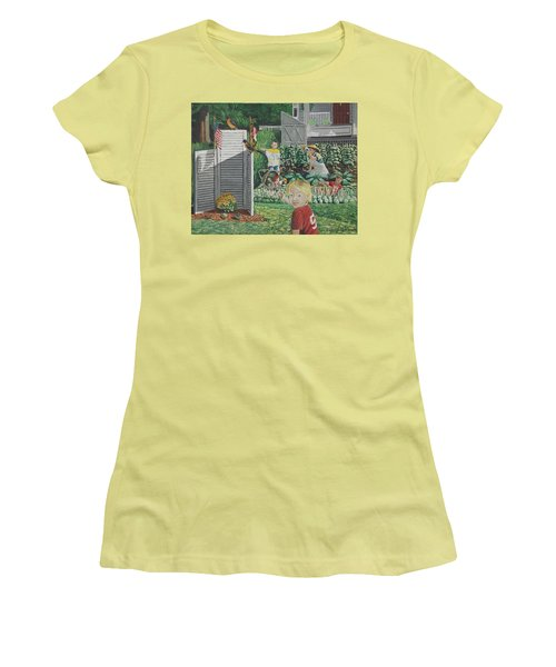 Old Jersey Women's T-Shirt (Athletic Fit)
