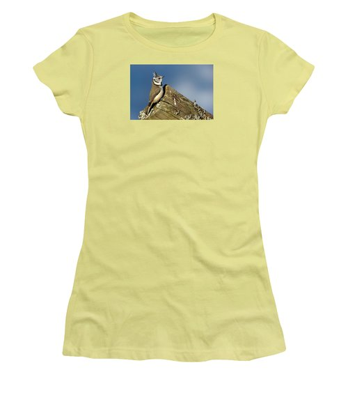 On The Edge Women's T-Shirt (Athletic Fit)