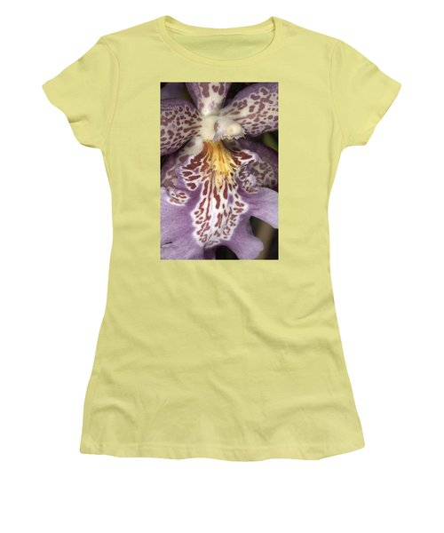 Orchid 483 Women's T-Shirt (Athletic Fit)