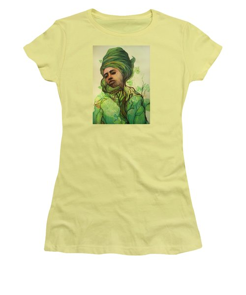 Osanyin Women's T-Shirt (Athletic Fit)