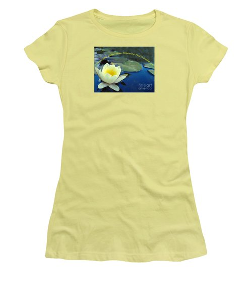 Past Friendships Women's T-Shirt (Athletic Fit)