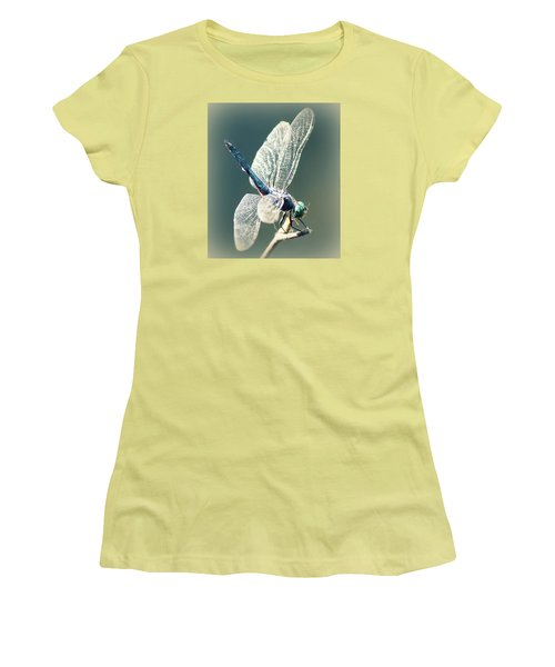 Peaceful Pause Women's T-Shirt (Junior Cut) by Melanie Lankford Photography