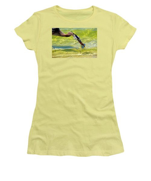 Plucked From The Sea Women's T-Shirt (Athletic Fit)