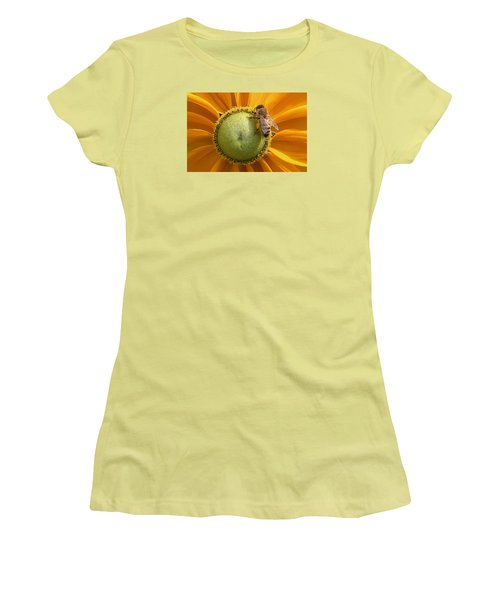 Pollen Time Women's T-Shirt (Junior Cut) by Brian Chase