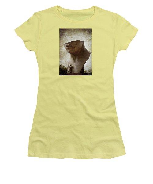 Porta Italica Women's T-Shirt (Junior Cut) by RicardMN Photography