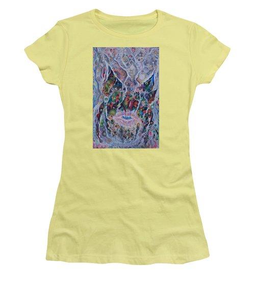 Portrait Of Art Brutus Women's T-Shirt (Athletic Fit)