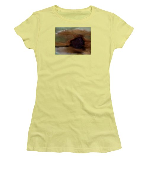 Preconceived Contrast Women's T-Shirt (Junior Cut) by Enzie Shahmiri