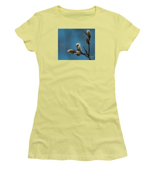 Pussy Willow... Women's T-Shirt (Athletic Fit)