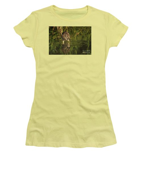 Women's T-Shirt (Junior Cut) featuring the photograph Quench by Heather King
