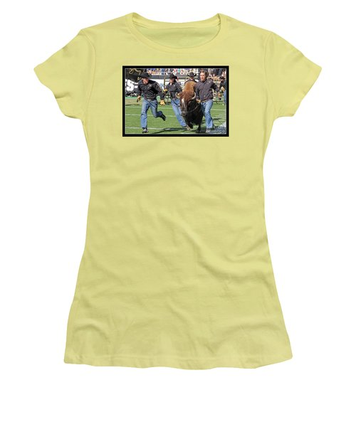 Ralphie V Women's T-Shirt (Athletic Fit)