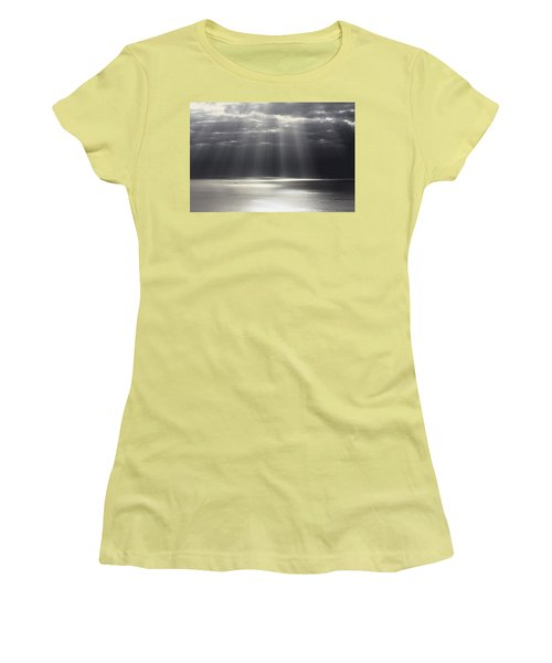 Rays Of Hope Women's T-Shirt (Athletic Fit)