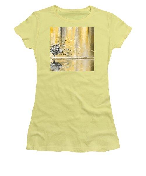 Reawakening Women's T-Shirt (Athletic Fit)