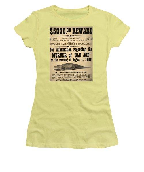 Reward Women's T-Shirt (Athletic Fit)