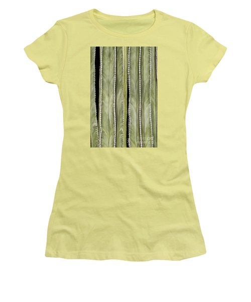 Ribs Women's T-Shirt (Junior Cut) by Kathy McClure