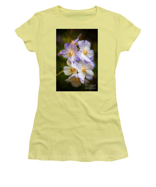 Rosa Canina Women's T-Shirt (Athletic Fit)