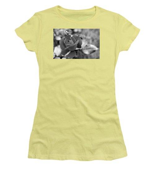 Rose Of Grace Women's T-Shirt (Junior Cut) by Faith Williams