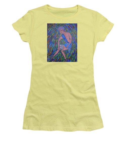 Saint Mark Women's T-Shirt (Athletic Fit)