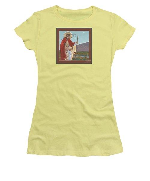 San Jose En El Rio Grande 268 Women's T-Shirt (Junior Cut) by William Hart McNichols