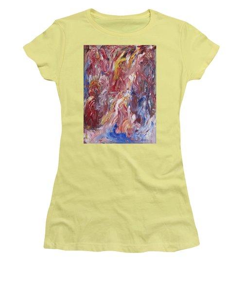 Sanguis Chorea Women's T-Shirt (Athletic Fit)
