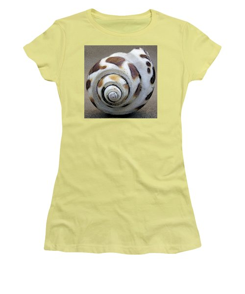 Seashells Spectacular No 2 Women's T-Shirt (Junior Cut) by Ben and Raisa Gertsberg