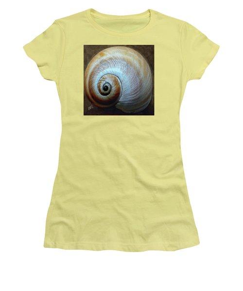 Seashells Spectacular No 36 Women's T-Shirt (Junior Cut) by Ben and Raisa Gertsberg