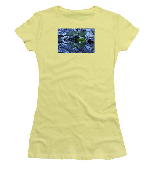 Women's T-Shirt (Athletic Fit) featuring the photograph Sekani Wild by Sean Sarsfield