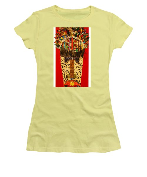 Shaka Zulu Women's T-Shirt (Athletic Fit)