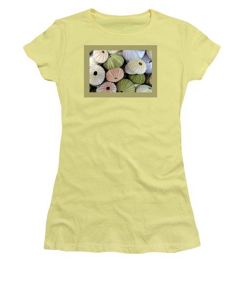 Shells 5 Women's T-Shirt (Junior Cut) by Carla Parris