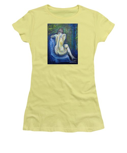 Silhouette 2 Women's T-Shirt (Athletic Fit)