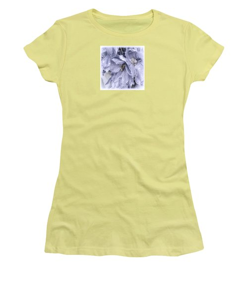Solomons Proverbs Women's T-Shirt (Junior Cut) by Jean OKeeffe Macro Abundance Art