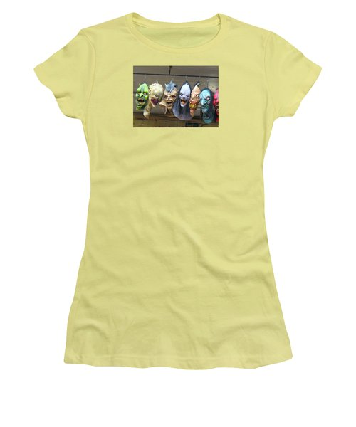 Women's T-Shirt (Junior Cut) featuring the photograph Some Fun by Mary Sullivan