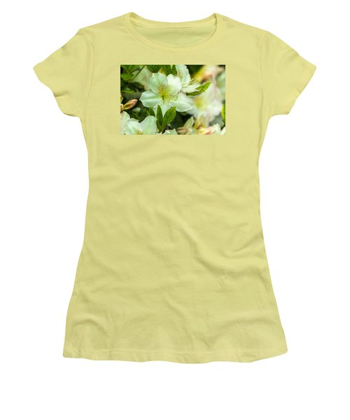 Speckled  Women's T-Shirt (Junior Cut) by Jonah  Anderson